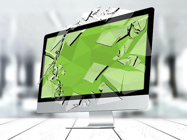 Repair don't replace mac