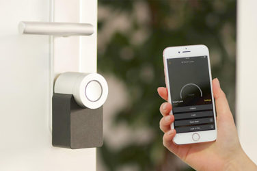 smart home locks 2020