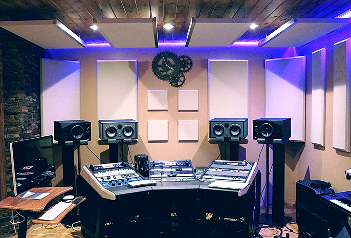 soundproofing home