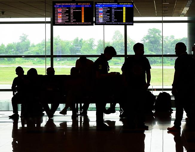 breeze through airport security