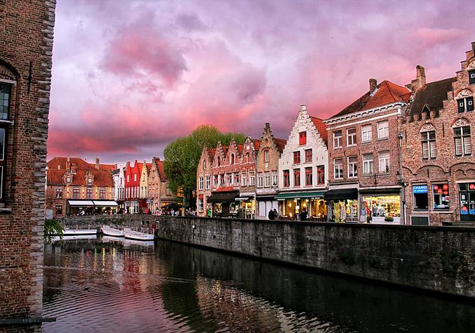 moving to Belgium