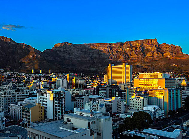 Cape Town holiday destination