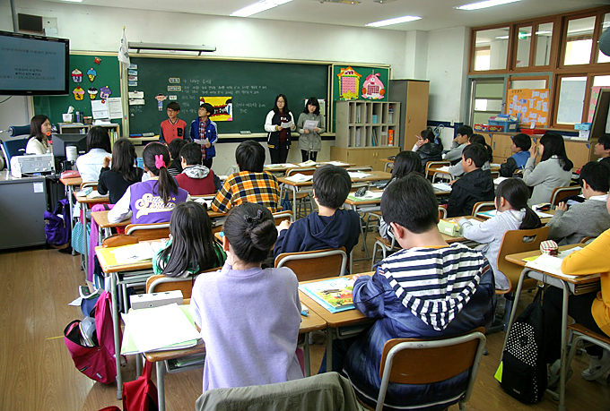 classroom tech