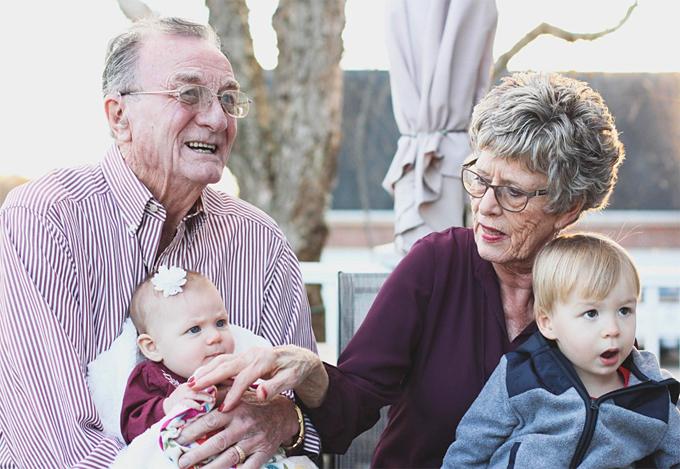 elderly's well-being
