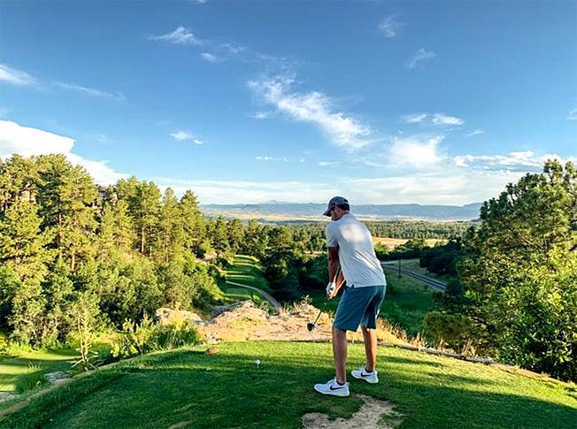 golfing in Barcelona