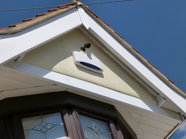 home alarm system tips