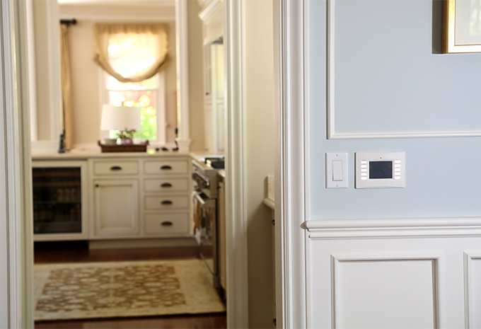 your home alarm system