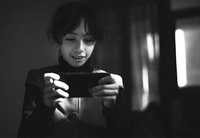 monitor child phone