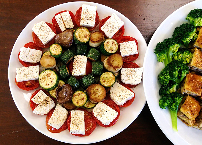 common vegetarian diets