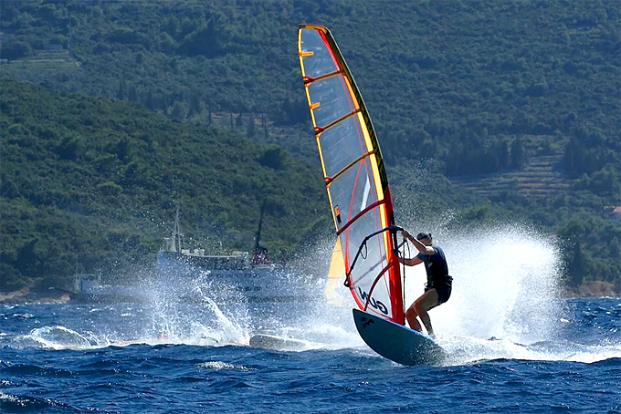 different water sports activities