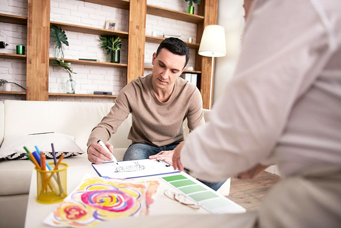benefits art therapy
