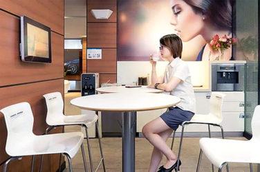 office break room tips