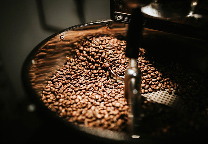 coffee brew home