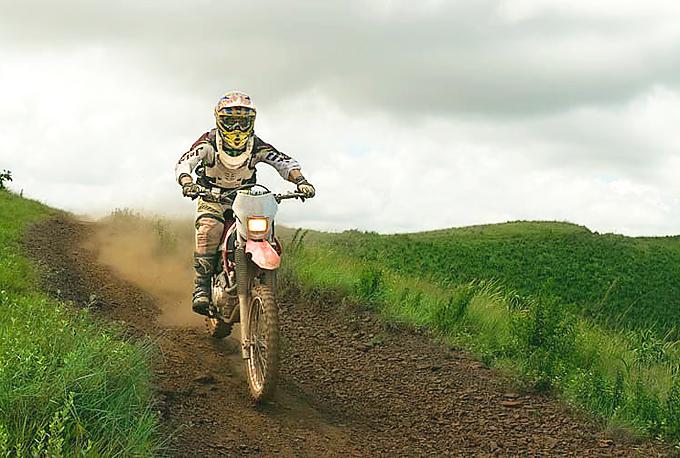 dirt bike helmet buying guide