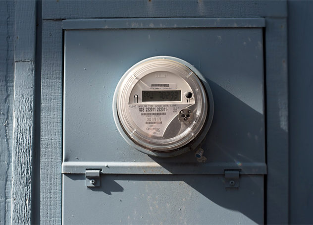 business energy usage