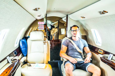 Empty leg flights tips