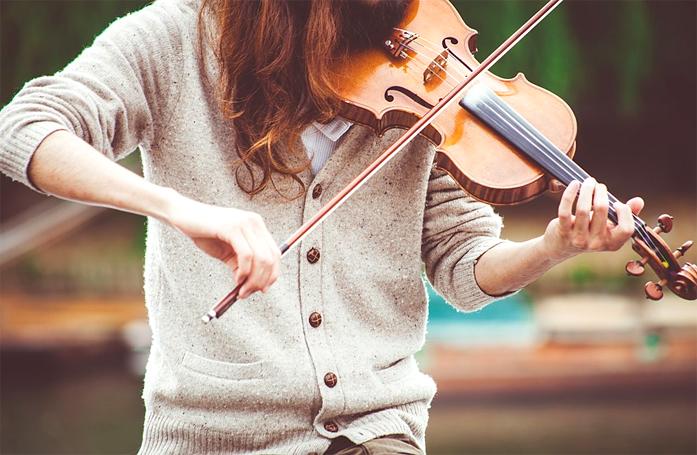 easy violin music