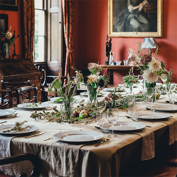 pop-up dining event