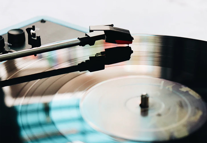 home record player