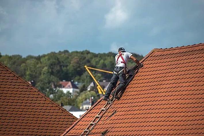 fix roof