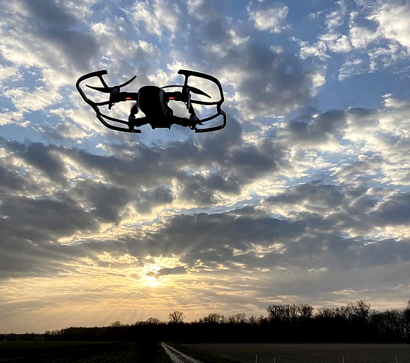 Which drone tips