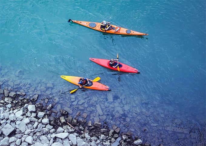 Why Kayak