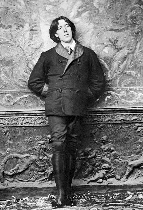 real Oscar Wilde