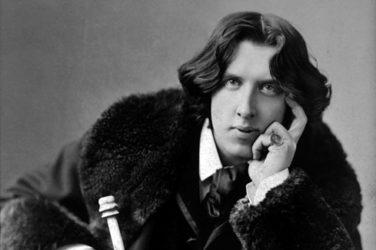 reconsider Oscar Wilde