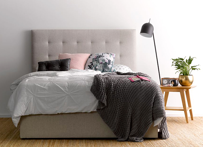 Custom-Made Bed
