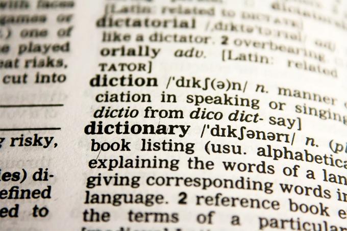 Expand Your Vocabulary