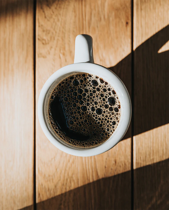 make fresh coffee