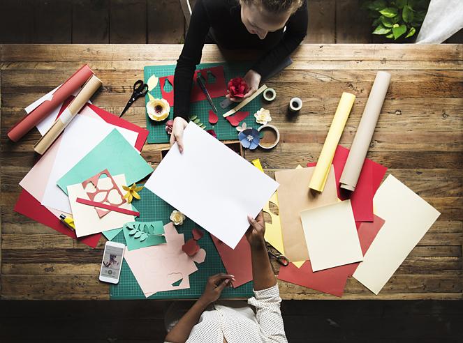 Craft idea tips