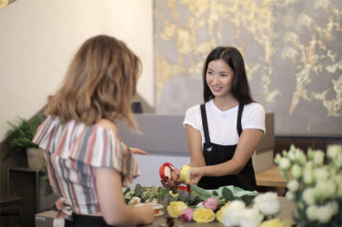 Choosing Florist