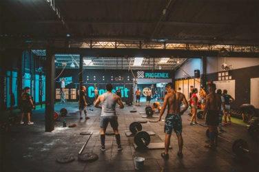 covid gym