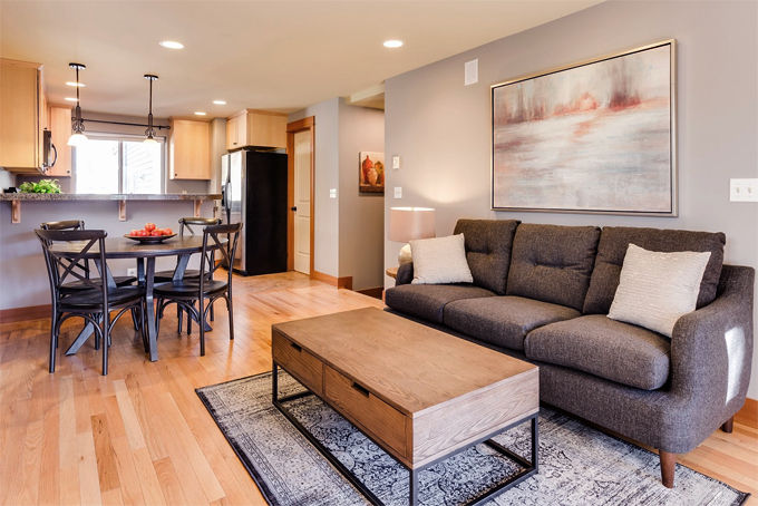 Maximize Living Space