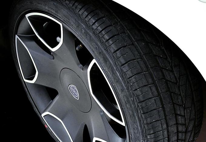 Car tyre checks