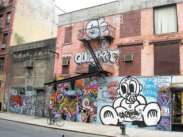 history graffiti