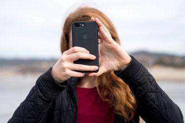 selfies identity