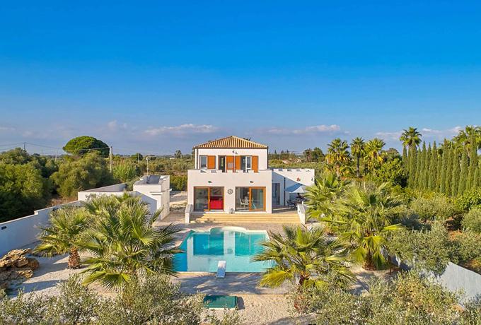 unique Villas sicily