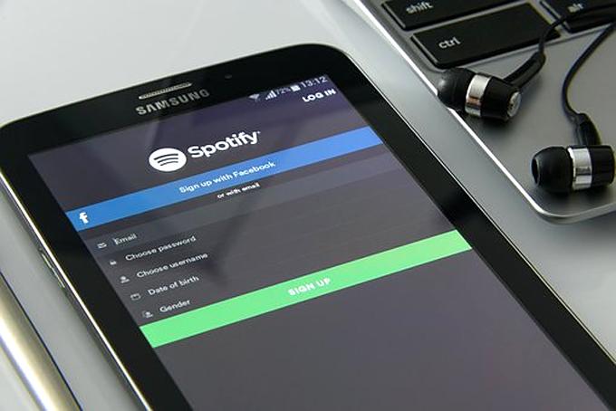 Noticed on Spotify