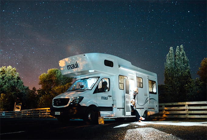 Traveling with Recreational Vehicles