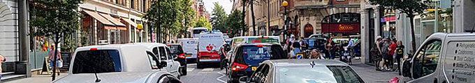 road traffic congestion