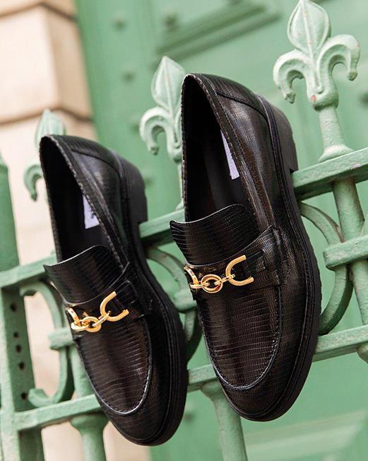 Loungewear flat shoes