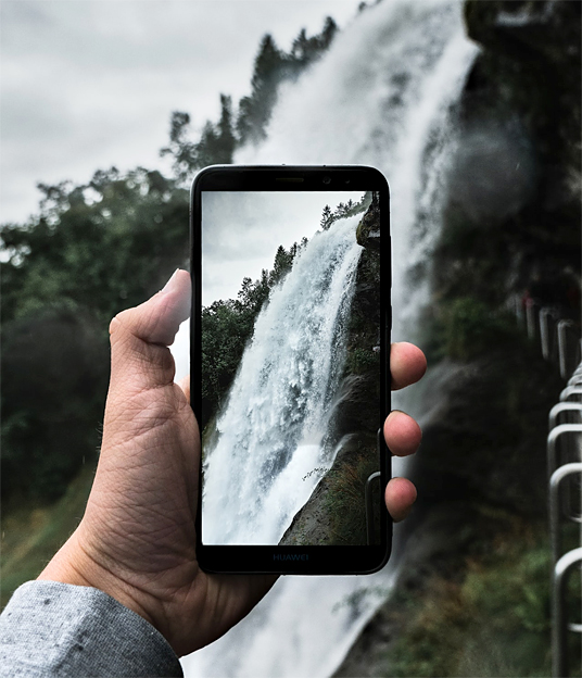 Smartphone creativity