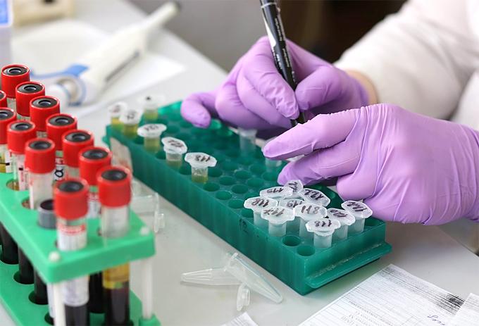 Training Medical Technologist