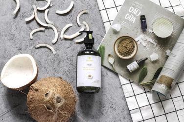 Eco-friendly Shampoo