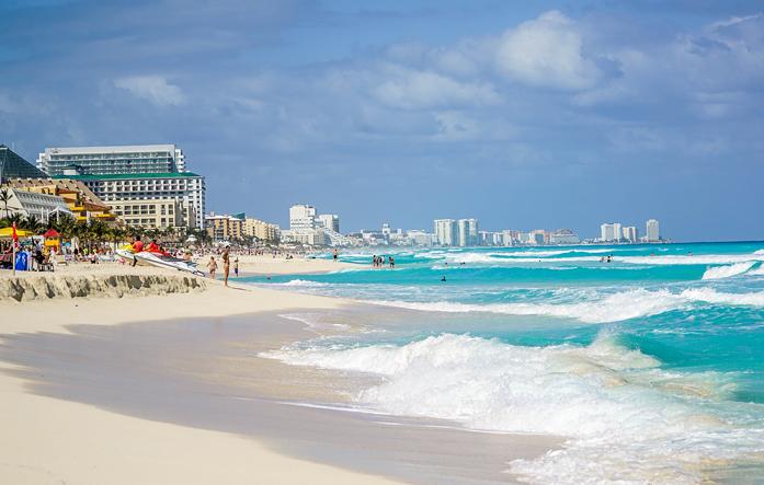 Driving Cancun
