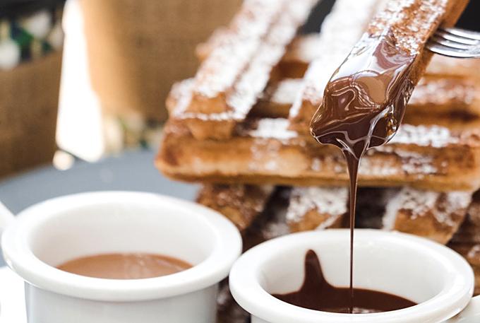 Australia Chocolate