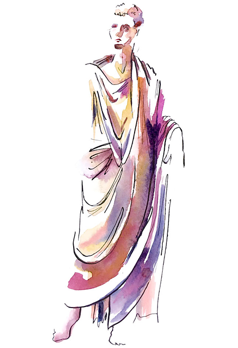 silk fashion