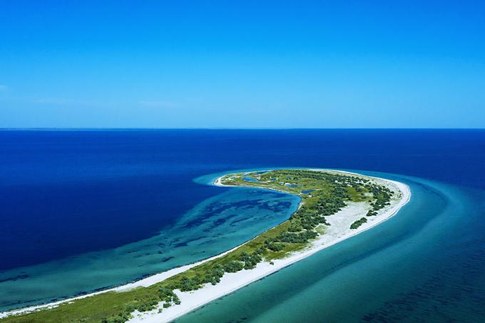 Dzharylhach Island